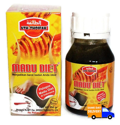Madu Diet At-Thoifah