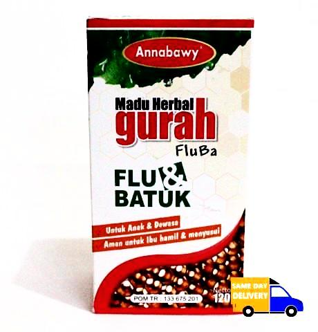 Annabawy Madu Herbal Gurah FluBa