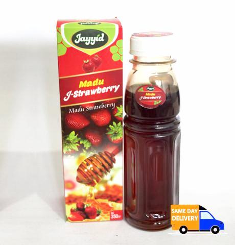 Madu J-Strawberry jayyid 350gr