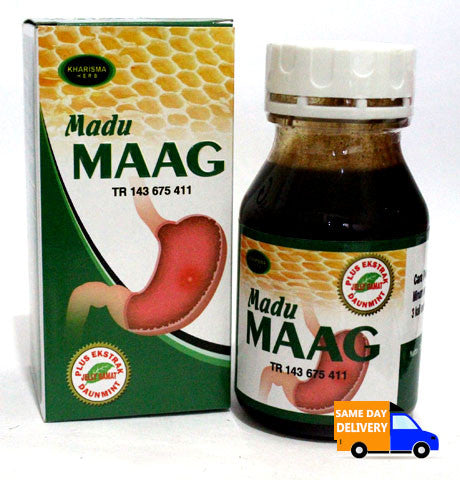 Madu Maag Kharisma Herbal