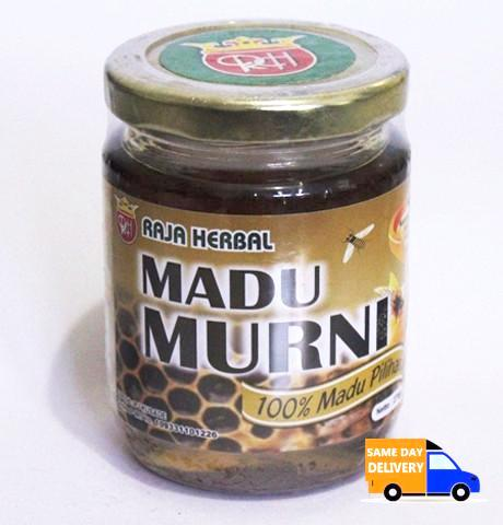 Madu Murni Raja Herbal 275gr