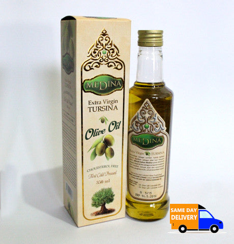 medina extra virgin tursina olive oil 350 ml
