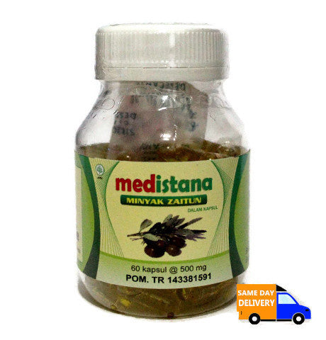 Zaitun medistana herbal 60
