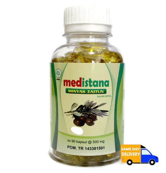 Zaitun medistana herbal 90