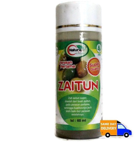 naturafit zaitun super quality