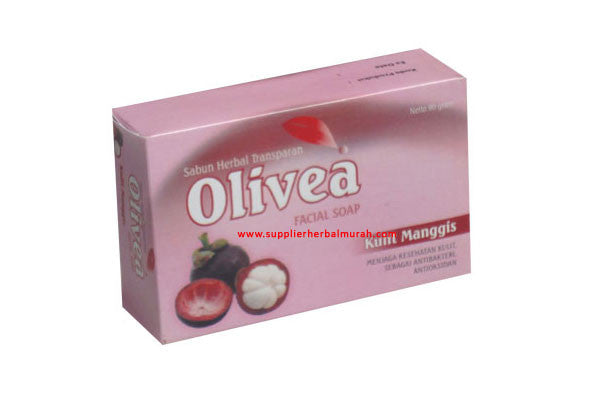 Sabun Herbal Olivea Kulit Manggis