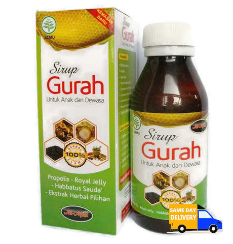 Sirup Gurah Al Afiat 125 Ml