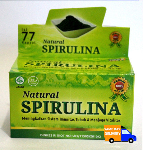Nature Spirulina