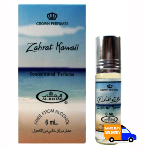 zahrat hawai alrehab 6 ml