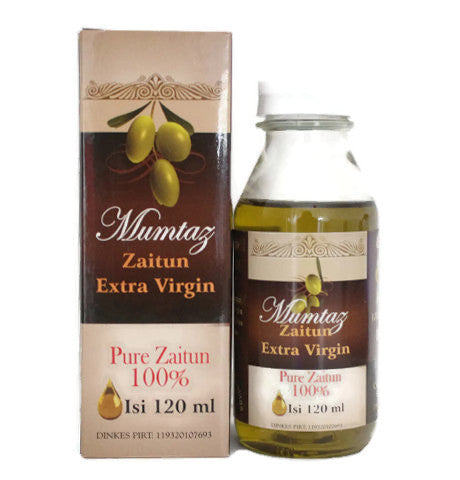Mumtaz Ekstra Virgin Zaitun Oil 350ml