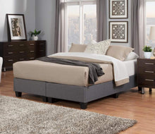 Load image into Gallery viewer, Dr. K Chiro-Core Comfort Dual Core Mattress + Upholstered Foundation