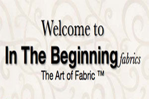 In The Beginning Fabric