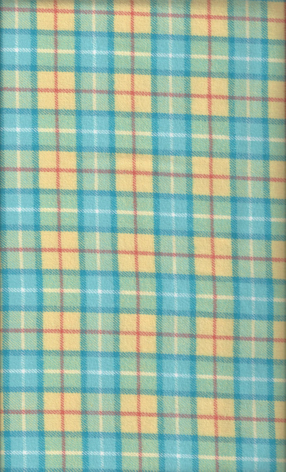 Sew Sweet Primo Plaid Flannel