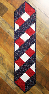 Patriotic Woven Wonder Table Runner