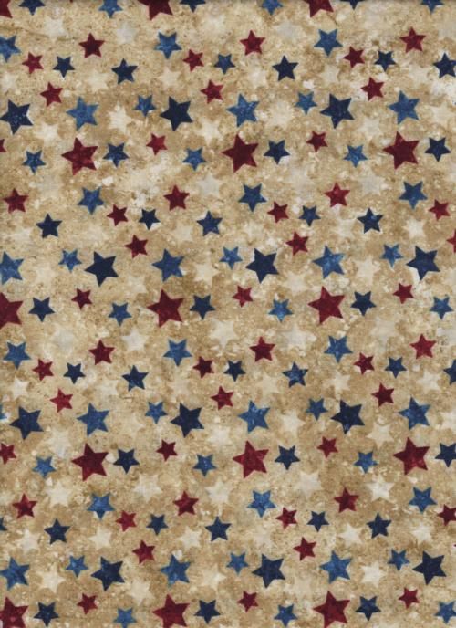 Northcott Stonehenge Stars & Stripes Two 20159-30