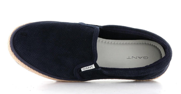 93117b9d42 Gant Master slip-on shoes Blue | Norwegian design | Sapatos . com