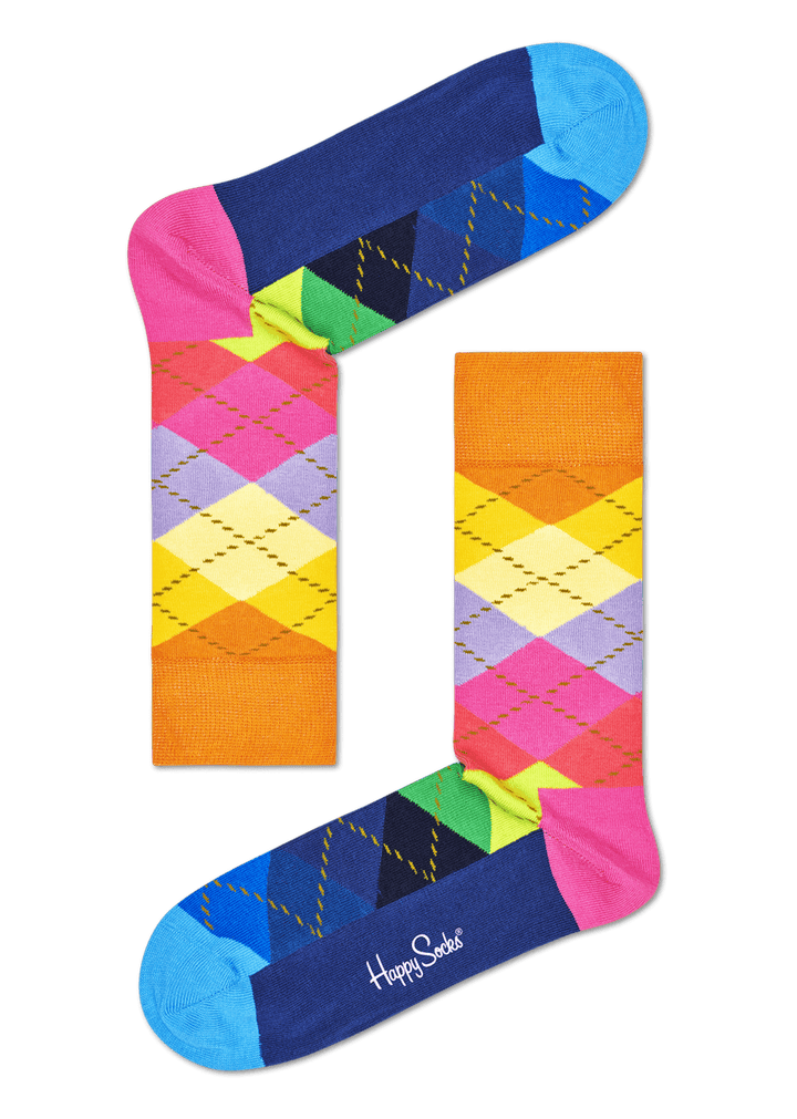 Happy Socks Sokker Argyle Sock (41-46) Div Sapatos