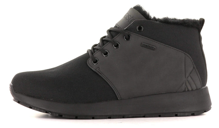 Kastel Sneakers Madla Winter AG WR Sort Sapatos