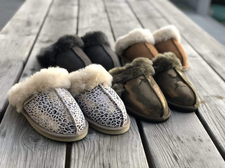 Lune Slipper Beige