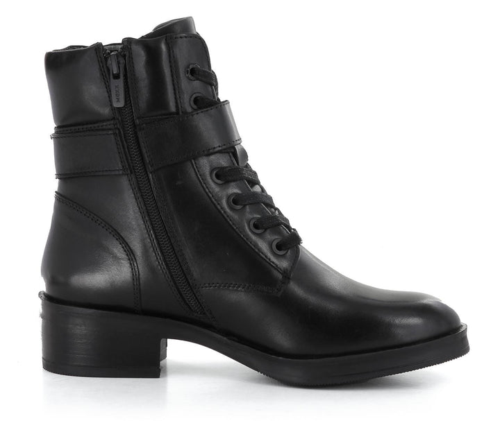 Mexx Skoletter Daley Boots Sort Sapatos