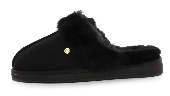 Mexx Tøfler Blixa slippers Sort Sapatos