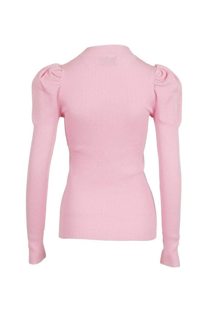 Vince knit blouse Rosa