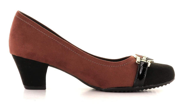 Piccadilly Pumps Klassiske pumps Brun Sapatos