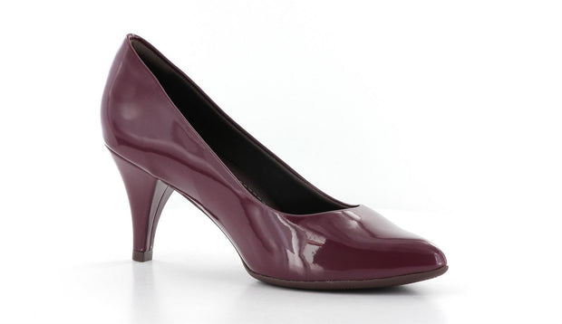 Piccadilly Sko - Pumps Picadilly Pumps Burgunder Sapatos