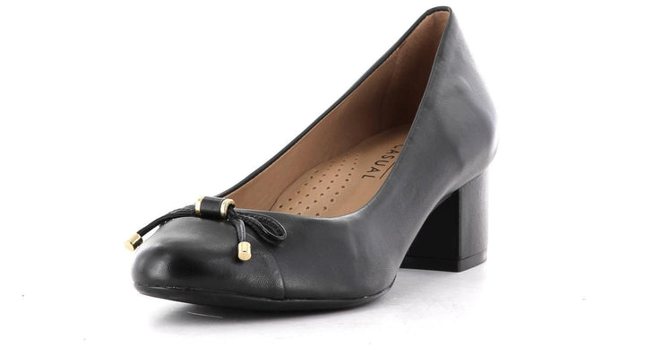 Sapatos Casual Sko - Pumps Malene pumps Sort Sapatos