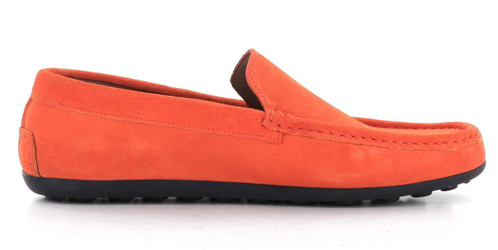 Sapatos MH Sko - Mokkasiner Scott mokkasin Orange Sapatos