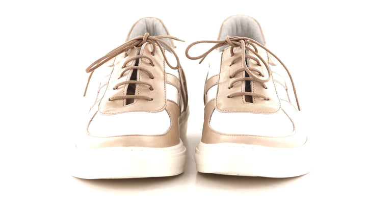 Make Sneakers Beige