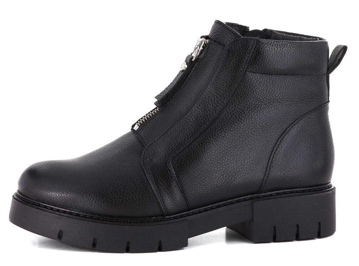 Sapatos T Skoletter Lone vinterboots Sort Sapatos