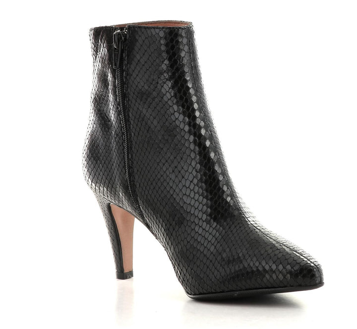 Sandy Ankle Boots Black