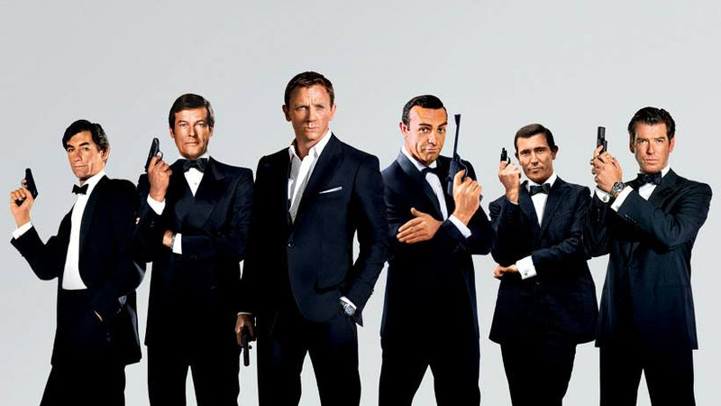 With Metro Milwaukee Mens Formalwear You Can Look like James Bond, Even if You Don't Act Like Him