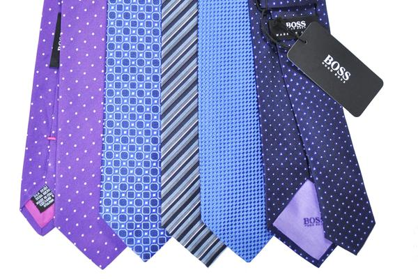 When You Need Only the Best, You Need Hugo Boss Neckwear