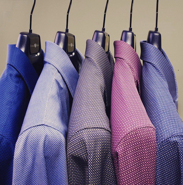 Stone Rose: The Dress Shirt Every Man in Shorewood Must Own