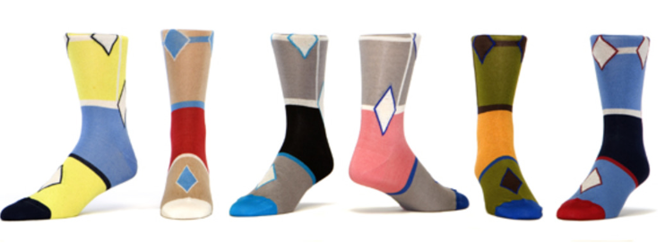 VK Nagrani Socks Show the Perfect Amount of Personality