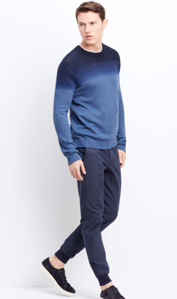 The Vince Crew Neck is the Perfect Fall Sweater
