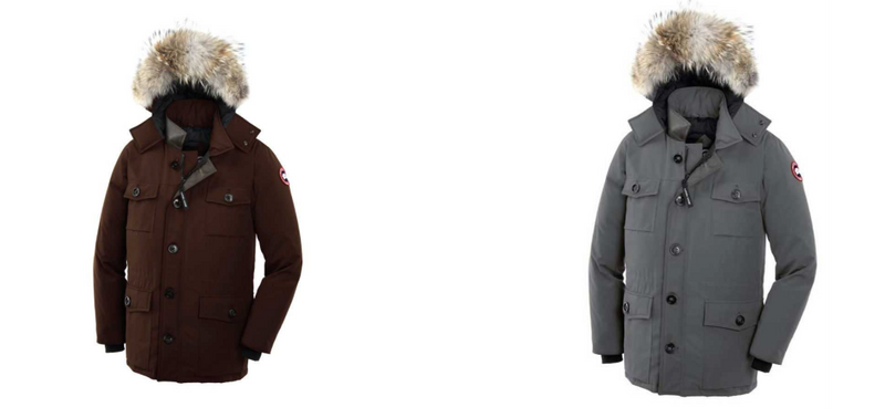 Dress for the Elements in Style with Canada Goose