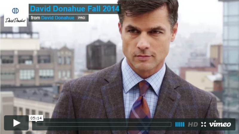 Fall 2014 David Donahue Video
