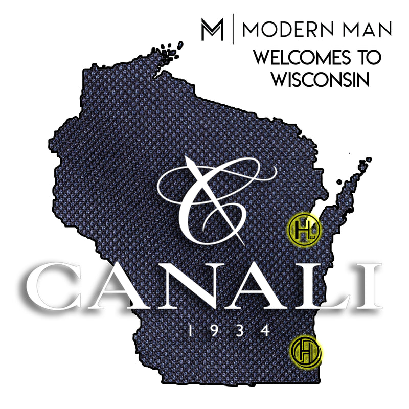 The Only Canali Suit Source In Wisconsin