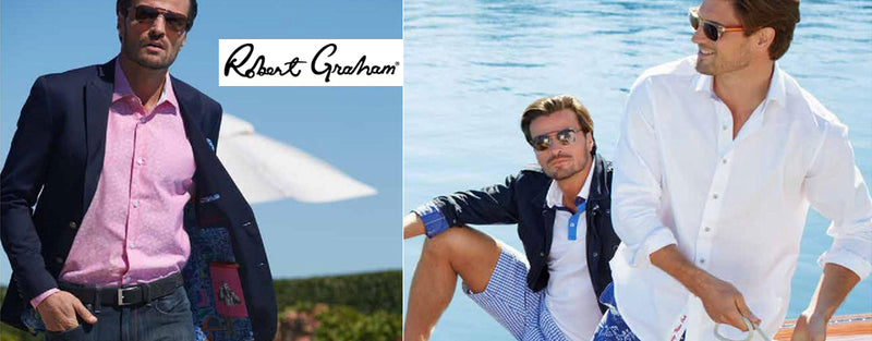 Get Your Dad the Attention He Deserves with Robert Graham, Available at Harleys in Shorewood