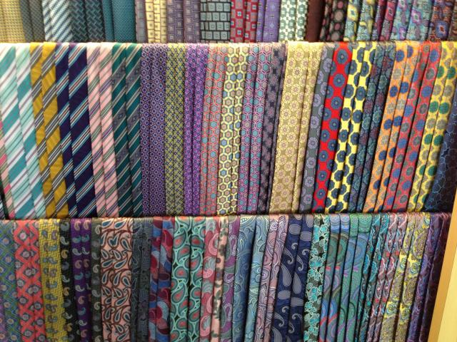 Italy's Finest Ties are in Shorewood