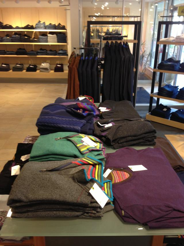 2013 Fall Colors for Men