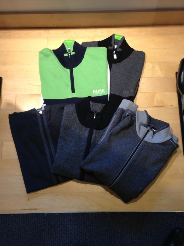 Hugo Boss Sportswear Has Landed in Milwaukee