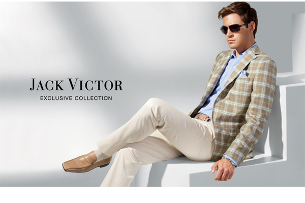 Jack Victor, True Luxury Mens Clothing