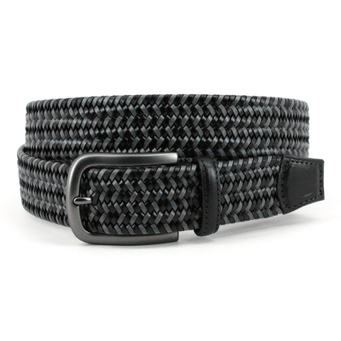 Pebble Grained Calfskin Belt