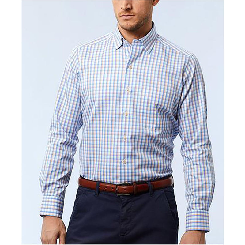 David Donahue - Bold Check Sport Shirt