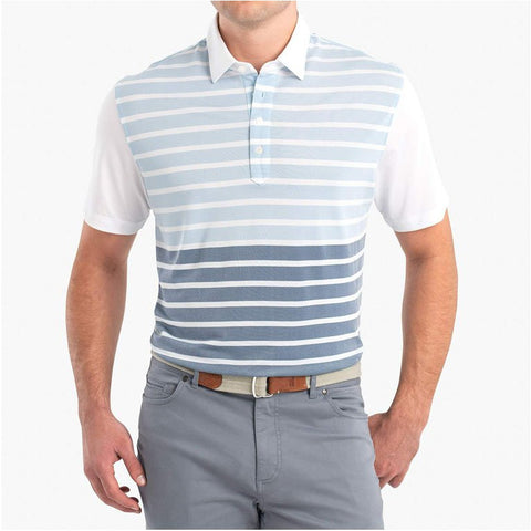 Johnnie-O Heathered Original Polo