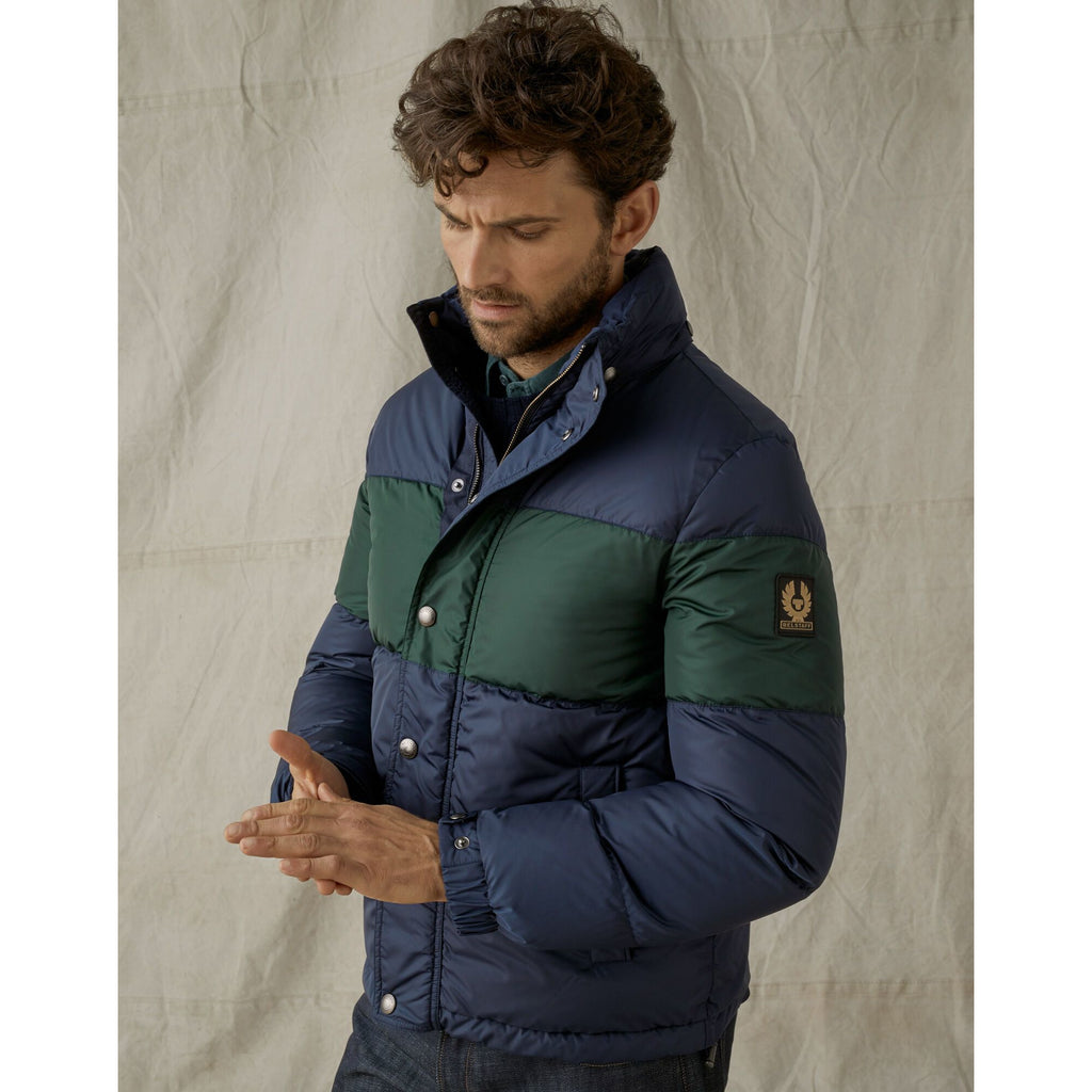 DOME PUFFER JACKET